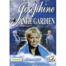 Josephine, Ange Gardien - Volume 1 - Le Miroir Aux Enfants, L'enfant Oubli�, Le Tableau Noir de Mathy, Mimie