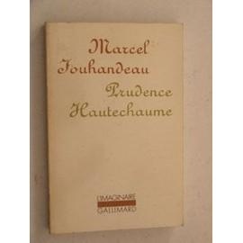 Prudence Hautechaume de marcel jouhandeau