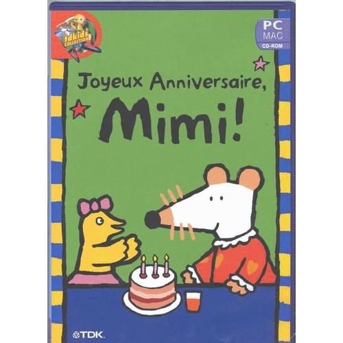 joyeux anniversaire mimi 3 8 ans - Joyeux Anniversaire 8 Ans