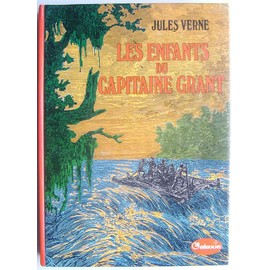Les Enfants Du Capitaine Grant de jules verne