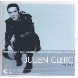 L'essentiel (Volume 2) - Julien, Clerc