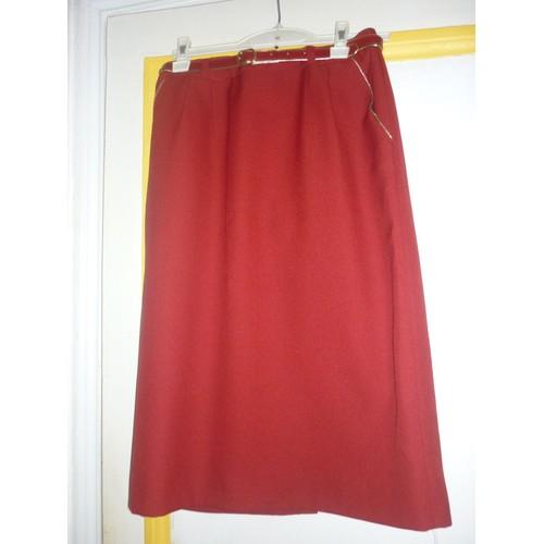 24cc443fb57fbd jupe droite 42 pas cher ou d'occasion sur Rakuten