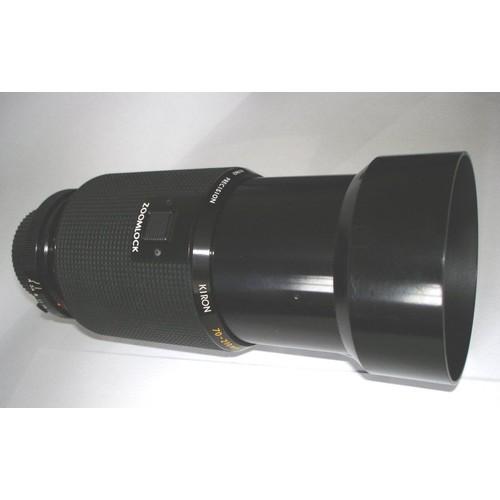 KIRON 70/210mm f4 0 monture MD Minolta