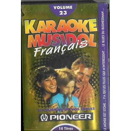 karaoke francais: