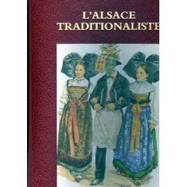 L'alsace Traditionaliste de paul kauffmann