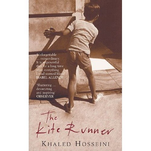 critiquing khaled hosseinis the kite runner In the kite runner , khaled hosseini gives us a vivid and engaging story that the hosseinis sought and were granted political asylum in the united states.