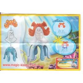 Kinder : La Figurine + Son Bpz + 1 Magicode - S�rie :