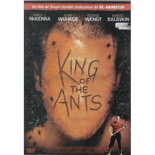 king of the ants de gordon stuart en dvd neuf et d 39 occasion sur rakuten. Black Bedroom Furniture Sets. Home Design Ideas