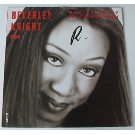 Moving On Up (On The Right Side) (4 Versions). - Beverley Knight