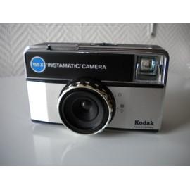kodak instamatic camera 155 x appareil photo argentique pas cher. Black Bedroom Furniture Sets. Home Design Ideas