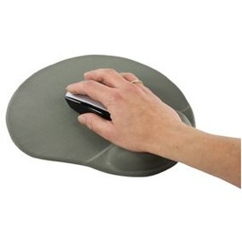 k nig cmp matgel21 tapis de souris gris avec repose. Black Bedroom Furniture Sets. Home Design Ideas