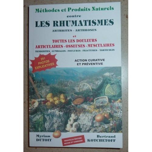 M thodes et produits naturels contre les rhumatismes - Produit contre les araignees ...