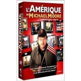L'am�rique De Michael Moore - Saison 1 & 2 - Pack de Michael Moore