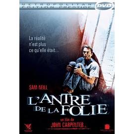 L'antre De La Folie - �dition Prestige de John Carpenter