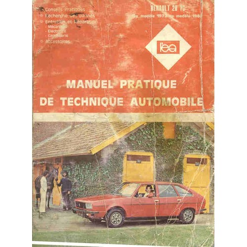 l 39 expert automobile manuel pratique de technique. Black Bedroom Furniture Sets. Home Design Ideas