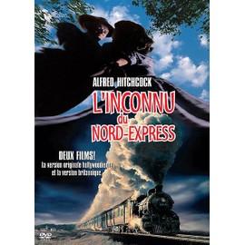 L'inconnu Du Nord-Express de Alfred Hitchcock