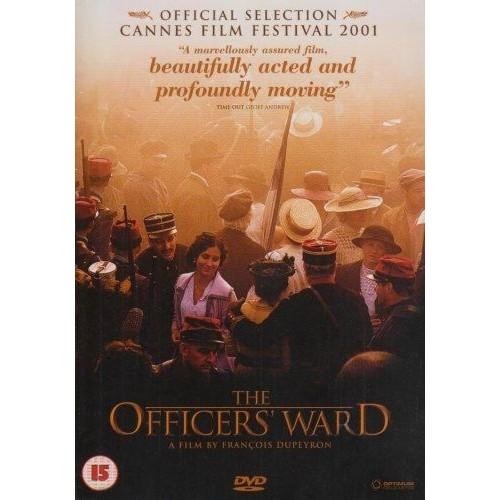 La chambre des officiers de francois dupeyron en dvd neuf for Resume la chambre des officiers
