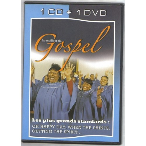 le meilleur du gospel la chorale gospel cd album priceminister rakuten. Black Bedroom Furniture Sets. Home Design Ideas