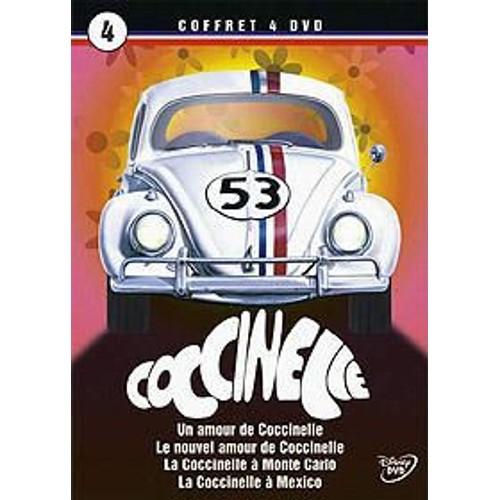 La coccinelle integral 4 dvd de walt disney dvd zone 2 - Code avantage aroma zone frais de port ...