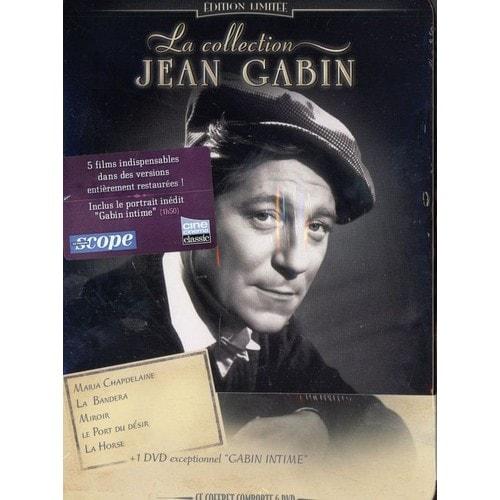 Collection jean gabin edition limit e boite metal la for Le miroir du desir
