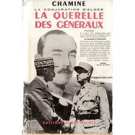 La Querelle Des G�n�raux. de CHAMINE