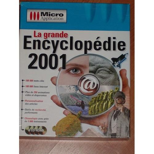 encyclopedie 2001