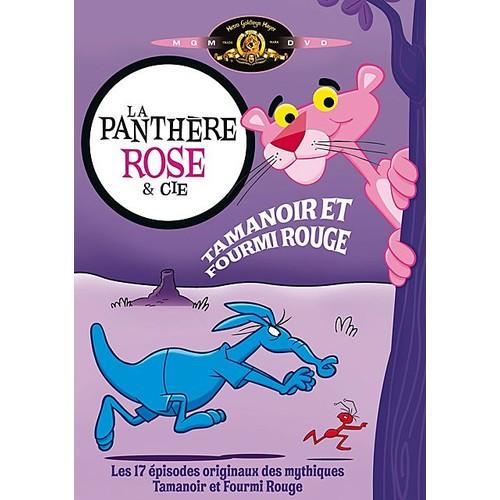 La panth re rose cie tamanoir et fourmi rouge dvd zone 2 - Fourmi rouge et tamanoir ...