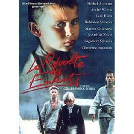 La Révolte Des Enfants de Gérard Poitou-Weber
