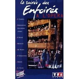 La Soir�e Des Enfoir�s � L'op�ra 1992