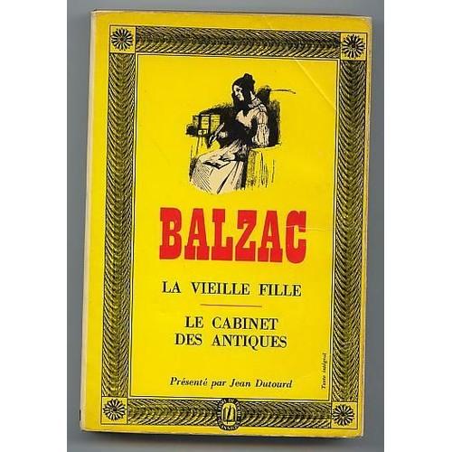 La vieille fille le cabinet des antiques de balzac - Cabinet honore de balzac ...