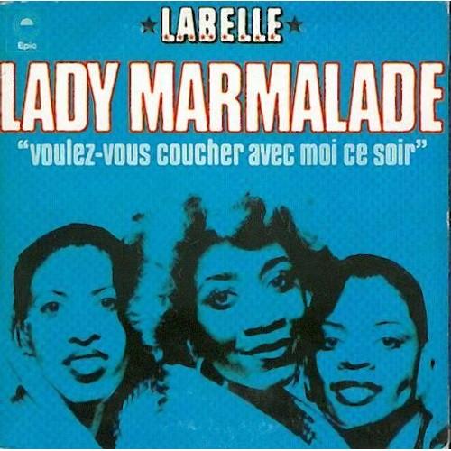Lady marmelade voulez vous coucher avec moi ce soir cd single - Voulez vous coucher avec moi ce soir betekenis ...