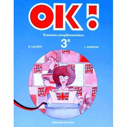 Anglais 3eme Ok Exercices Complementaires