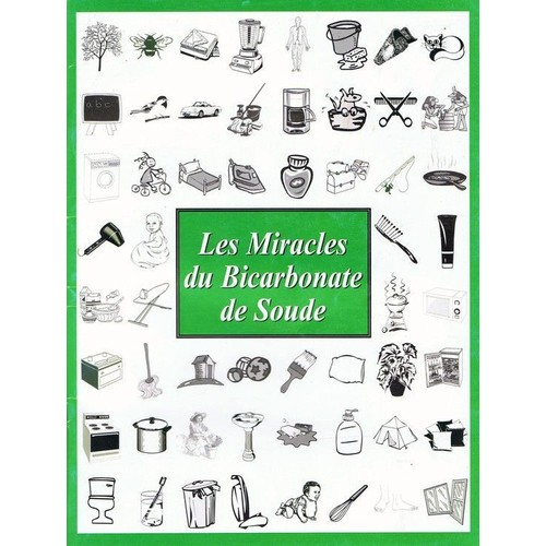 miracles du bicarbonate de soude de laigneau, amélie