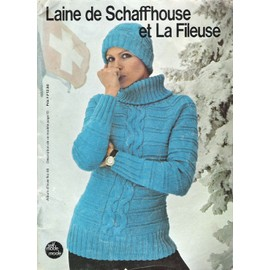 Laine Schaffhouse - Laine La Fileuse - 37� Album de Collectif