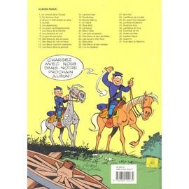 Les Tuniques Bleues - Tome 37 - DUEL DANS LA MANCHE (French Edition)