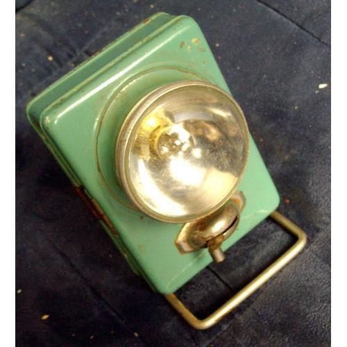 lampe poche ancienne