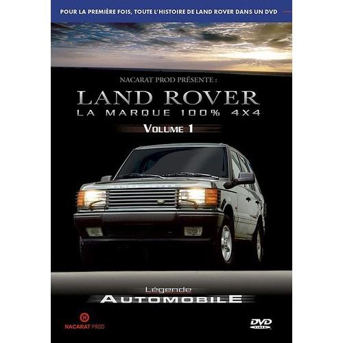 l gende automobile land rover la marque 100 4x4 volume 1 de bruce cox achat et vente dvd. Black Bedroom Furniture Sets. Home Design Ideas