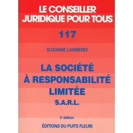 La Soci�t� � Responsabilit� Limit�e Sarl de Suzanne Lanner�e
