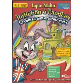 Lapin malin inititation l 39 anglais la course aux arcs en - Lapin malin gratuit ...