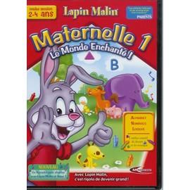 Lapin malin maternelle 1 2 4 ans achat et vente - Lapin malin gratuit ...