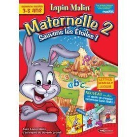 Lapin Malin / Maternelle 2 - Sauvons Les Etoiles