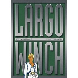 Largo Winch - Coffret 3 En 2 Volumes : Tome 5, H ; Tome 6, Dutch Connection de Jean Van Hamme