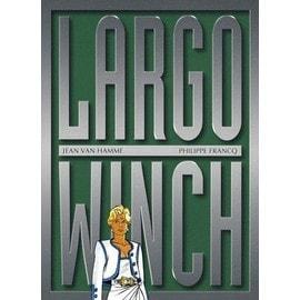 Largo Winch - Coffret 3 En 2 Volumes : Tome 5, H ; Tome 6, Dutch Connection de Jean Van Hamme
