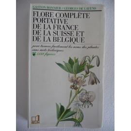 Flore Compl 232 Te Portative De La France De La Suisse De La border=