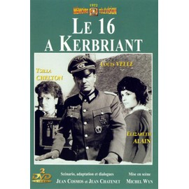 Le 16 � Kerbriant de Michel Wyn