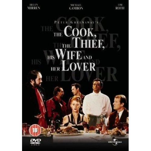 le cuisinier le voleur sa femme et son amant dvd zone 2. Black Bedroom Furniture Sets. Home Design Ideas
