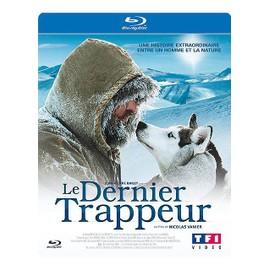 Le Dernier Trappeur - �dition Bo�tier Steelbook - Blu-Ray de Nicolas Vanier