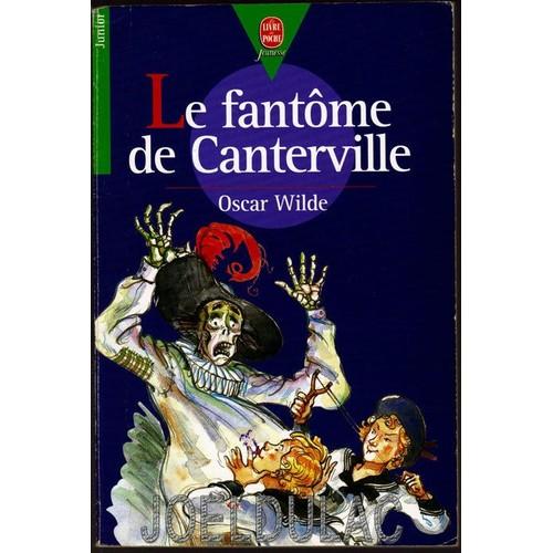 """Résultat de recherche d'images pour """"le fantôme de canterville livre"""""""