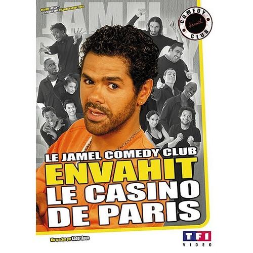 le jamel comedy club envahit le casino de paris