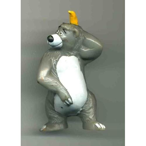 le livre de la jungle baloo figurine achat et vente. Black Bedroom Furniture Sets. Home Design Ideas